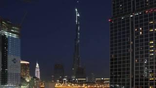 Burj Dubai, time lapse