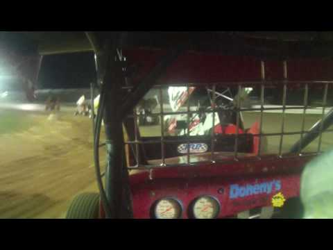 Sprint Car 5-27-17 ABC feature in car