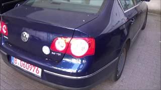 Auta z Niemiec #2/08/2018: VW PASSAT /Berlin/ - warto?
