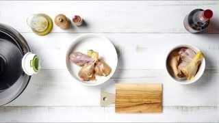 ActiFry Express XL - Spicy Chicken Drumsticks Recipe