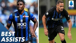 Best Assists of The 2018/19 Season | Serie A