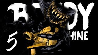 DEMON I JEGO TWÓRCA || Bendy and the Ink Machine [CHAPTER 5 | FINAL]