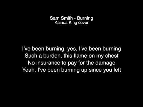 Sam Smith - Burning Lyrics