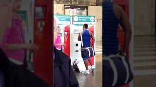 Székely Hungarian language White Gypsy stealing Firenze train station