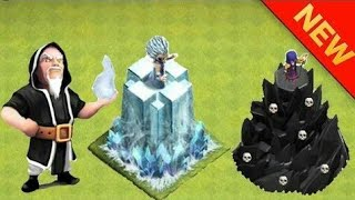 Live!Clash of Clans 13/jan/2019 NEW buildings and troops are adding I have used!giveaway