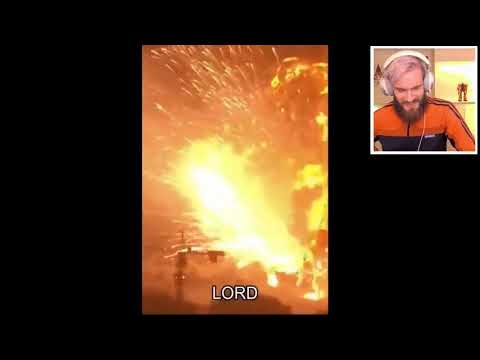 PewDiePie Laughs at the 2015 Tianjin Explosion