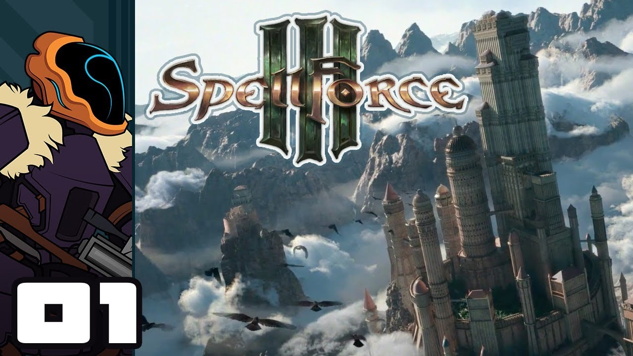 Let's Play Spellforce 3 – PC Gameplay Part 1 – When In Doubt, More Fire!
