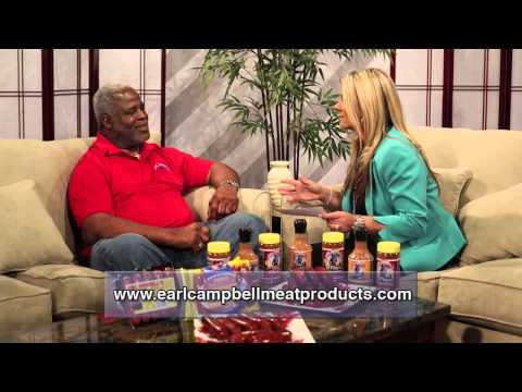 Earl Campbell Meat Products - Showcase Marketplace