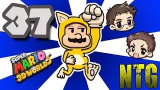 Super Mario 3D World #37 -- Jeffery Fried Chicken! -- No Talent Gaming