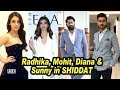 Radhika, Mohit, Diana & Sunny in 'love story' titled 'SHIDDAT'