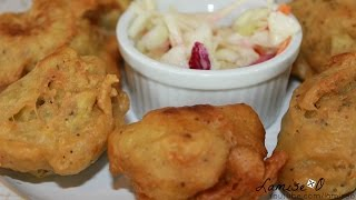 How To Make Haitian Marinad ( Fritters)   Episode 58