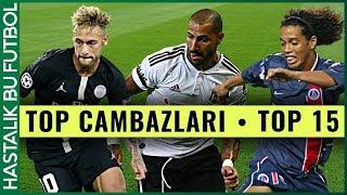 TOP CAMBAZLARI | En iyi çalım atan 15 oyuncu