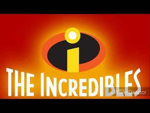 The Incredibles Music: The Incredits EXTENDED WIT INCREDITS 2!!!