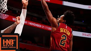 Cleveland Cavaliers vs Detroit Pistons 1st Half Highlights | 11.19.2018, NBA Season