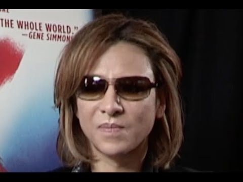 Yoshiki & Stephen Kijak Interview - We Are X - London Tour Exclusive