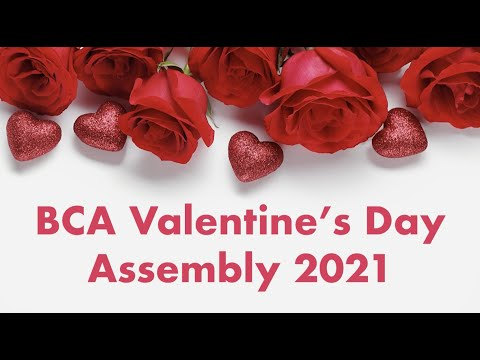 Bergen County Academies - Valentine's Day Assembly 2021