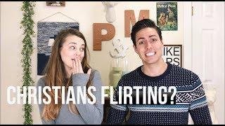 Flirting- A Christian's Guide