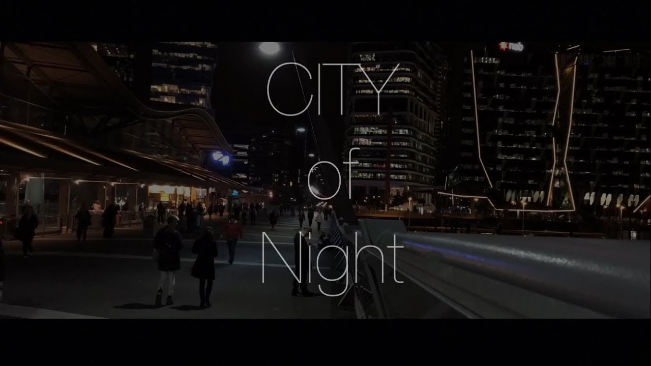 City Of Night Teaser Trailer Song Venomous By Luna Ruggiero