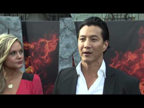 San Andreas: Will Yun Lee Exclusive Premiere Interview