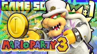 GAME SQUAD | Mario Party 3 - Deep Blooper Sea: Part 1 (BOWSER