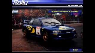 Mobil 1 Rally Championship - All Cars: Subaru Impreza WRC