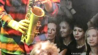 Ucee & Flavour Band - Cool Me Down - live at Lucerna Music Bar Prague 2012