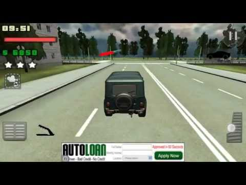 Real City Russian Car Driver - Android / iOS Gameplay Review 2015