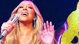 Mariah Carey - Live Belting Vocal Range! (Final Day 2018) The Butterfly Returns!