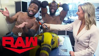 Kofi Kingston offers up his best Undertaker impression: WWE Network Exclusive, April 12, 2021