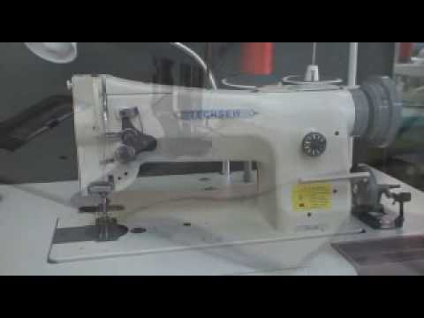 Pfaff 545 industrial sewing machine doovi for Machine a coudre yamata