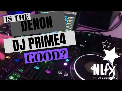 DENON DJ PRIME4  - NLFX Review