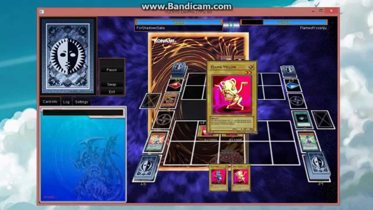 Ojama deck ygopro android