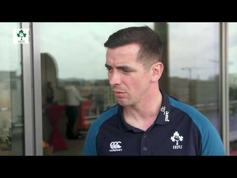 Irish Rugby TV: Noel McNamara on naming the squad for the 2019 U20 World Championships