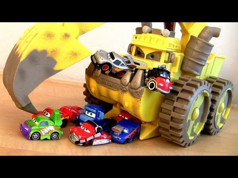 Monster Screaming Banshee Eating Wingo Snot Rod Mini Cars