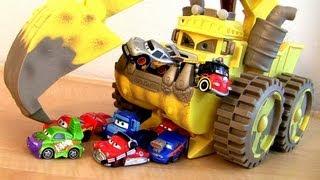 Monster Screaming Banshee Eating Wingo Snot Rod Mini CARS Lightning McQueen Mater Disney Pixar thumbnail