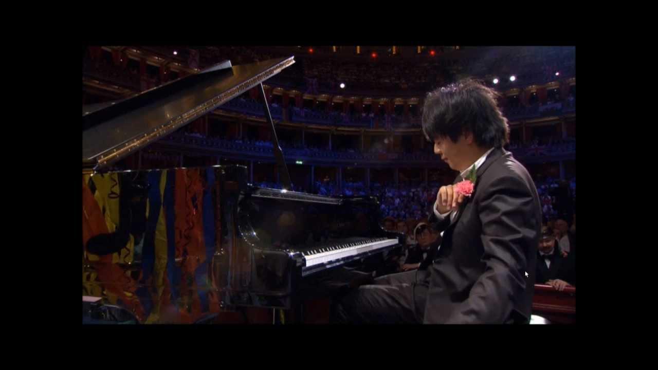 Lang Lang - Liszt's Consolation No.3