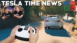 Tesla Time News - Tesla's to Become RC Cars?