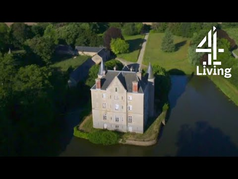 Restoring a Breathtaking 19th-century Chateau | Escape to the Chateau