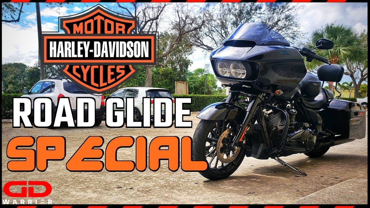 HONEST REVIEW 2018 HARLEY DAVIDSON ROAD GLIDE SPECIAL