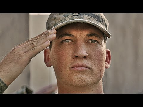 'Thank You for Your Service'   2017  Miles Teller