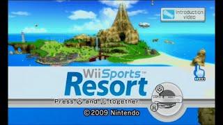 Wii Sports Resort (Wii) - Longplay