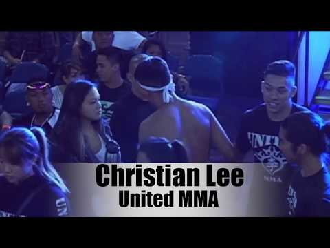 Christian Lee vs Nainoa Dung : MMA Hawaii