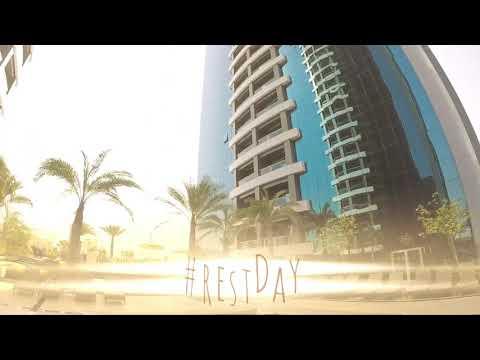 A day at Atana Hotel, Dubai
