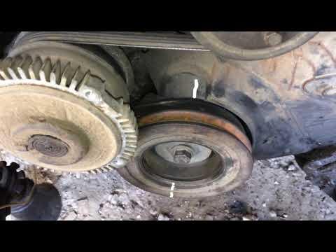 часть 12 Форд Транзит 2.5 дизель второй способ регулировки клапанов из Зимовников
