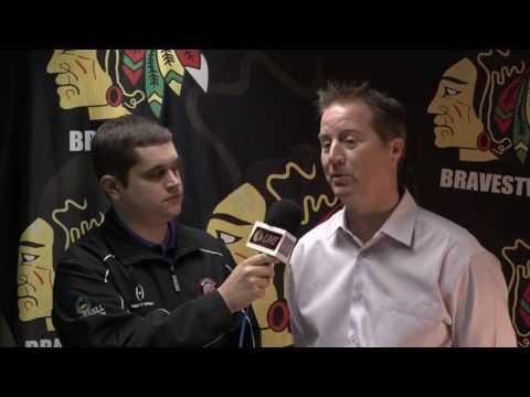 Ron Tugnutt Interview