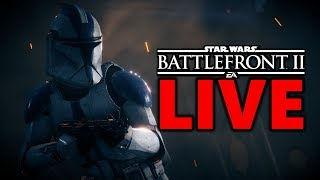 NEWS THIS WEEK! Star Wars Battlefront 2 Live Stream #158