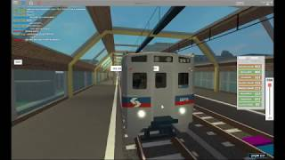 playing terminal railways(roblox)