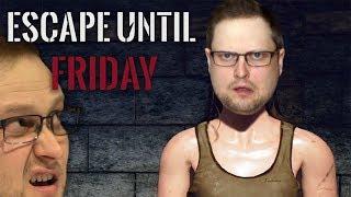 ВТОРАЯ КОНЦОВКА ► Escape Until Friday 3