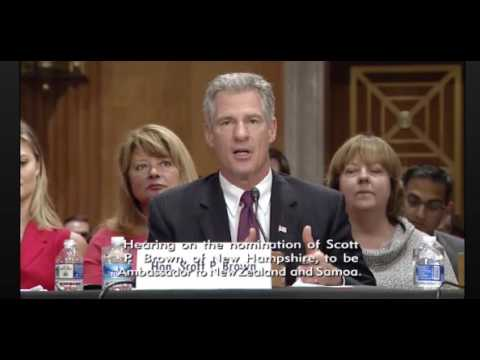The Hon. Scott Brown