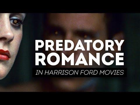 Predatory Romance in Harrison Ford Movies